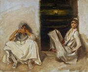 Two Arab Women (mk18), John Singer Sargent