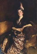 Mrs Edward D.Boit (Mary Louisa Cushing) (mk18), John Singer Sargent