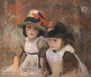Village Children (mk18), John Singer Sargent