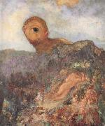 The Cyclops (mk19), Odilon Redon