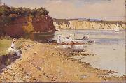 Tom roberts Mentone (nn02) oil painting