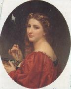 Marguerite (mk26), Adolphe William Bouguereau