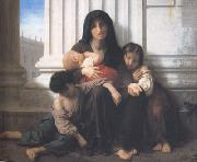 Indiget Family (mk26), Adolphe William Bouguereau