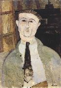 Paul Guillaume (mk39), Amedeo Modigliani