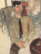 Henri Laurens assis (mk38), Amedeo Modigliani