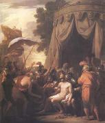 The Death of Epaminondas (mk25), Benjamin West