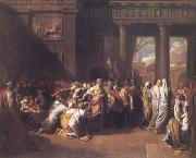 The Departure of Regulus (mk25), Benjamin West