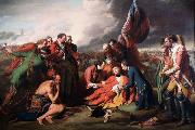 The Death of Wolfe (mk25), Benjamin West