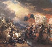 Edward III Crossing the Somme (mk25), Benjamin West