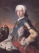 Blanchet, Louis-Gabriel Prince Charles Edward Stuart (mk25) oil painting reproduction