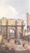 Rome The Arch of Constantine (mk25)