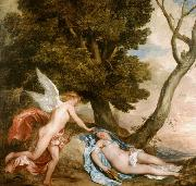 Cupid and Psyche (mk25), Dyck, Anthony van