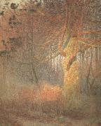 Tree in the Sun (nn02), Emile Claus