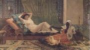 A New Light in the Harem (mk32), Frederick Goodall