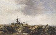 The Windmilll on the Heath (mk37)