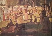 Sunday Afternoon on the island of the Grande Jatte (nn03)