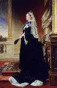 Queen Victoria (Empress of India) (mk25)