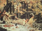 Holiday (The Picnic) (nn03), James Tissot