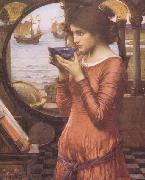 Destiny (mk41), John William Waterhouse