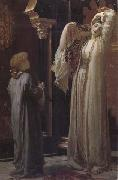 Lord Frederic Leighton The Light of the Hareem (mk32)