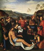 Lamentation over the Dead Christ (mk25), Pietro Perugino