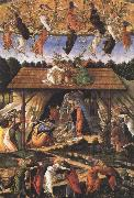 Sandro Botticelli Mystic Nativity (mk36) oil painting reproduction