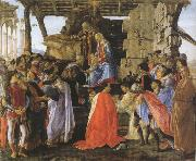 Adoration of the Magi (mk36), Sandro Botticelli