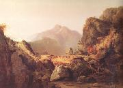 Thomas Cole scene from Last of the Mohicans (nn03)