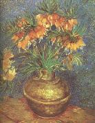 Fritillaries in a Copper Vase (nn04), Vincent Van Gogh