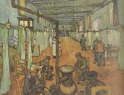 Ward in the Hospital in Arles (nn04), Vincent Van Gogh