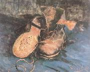 A Pair of Shoes (nn04), Vincent Van Gogh