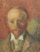 Portrait of the Art Dealer Alexander Reid (nn04), Vincent Van Gogh