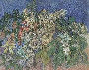 Blossoming Chestnut Branches (nn04), Vincent Van Gogh