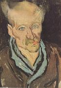 Portrait of a Patient in Saint-Paul Hospital (nn04), Vincent Van Gogh