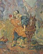 The Good Samaritan (nn04), Vincent Van Gogh