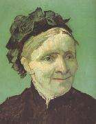Portrait of the Artist's Mother (nn04), Vincent Van Gogh