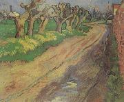 Pollard Willows (nn04), Vincent Van Gogh