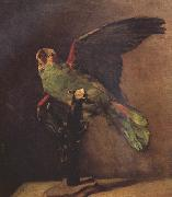 The Green Parrot (nn04), Vincent Van Gogh