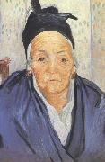 An Old Woman of Arles (nn04), Vincent Van Gogh