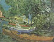 Bank of the Oise at Auvers (nn04), Vincent Van Gogh