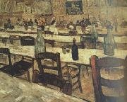 Interior of a Restaurant in Arles (nn04)