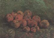 Still life with Apples (mm04), Vincent Van Gogh