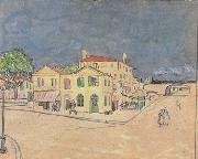 Vincent's House in Arles (nn04), Vincent Van Gogh