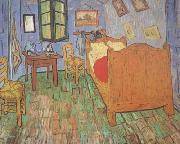 Vincet's Bedroom in Arles (nn04), Vincent Van Gogh