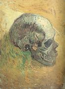 Vincent Van Gogh Skull (nn04) oil painting reproduction