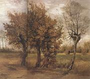 Autumn Landscape with Four Trees (nn04)