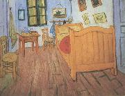Vincent's Bedroom in Arles (nn04), Vincent Van Gogh