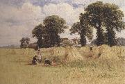 William e.harris HarveTime,Dorney,Near Windsor (mk37) oil painting