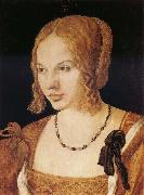 Albrecht Durer Portrait of a Young oil painting