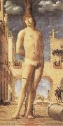Antonello da Messina St Sebastian oil painting reproduction